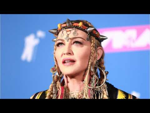 Madonna's Surprise New Year's Eve Show