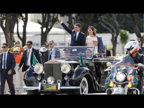 Brazil's Newly Inaugurated President Wants To Tackle Corruption