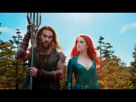'Aquaman' Wins New Year's Eve At Box Office