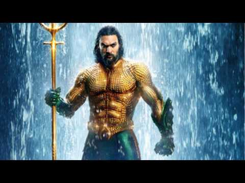 'Aquaman' Gets Large Box Office Jump On New Year's Day