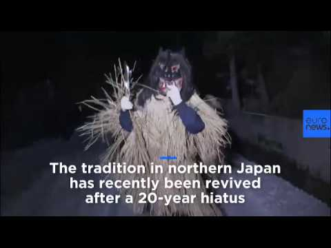 The Japanese New Year's ritual that's making a comeback