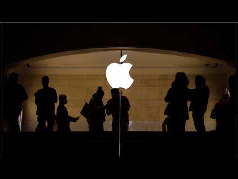 Apple's Revenue Warning Blamed On Lower iPhone Sales