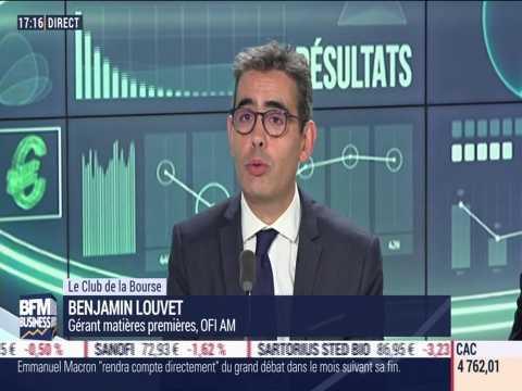 Le Club de la Bourse: Mourtaza Asad-Syed, Etienne de Marsac et Benjamin Louvet - 14/01