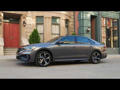 2020 Volkswagen Passat Design Preview