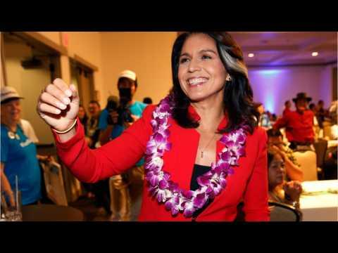 Tulsi Gabbard Says She Will Run For President in 2020