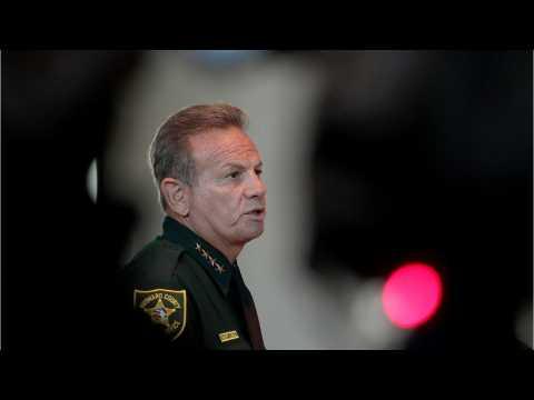 Florida Governor Suspends Sheriff Who Was Criticized After Parkland Massacre