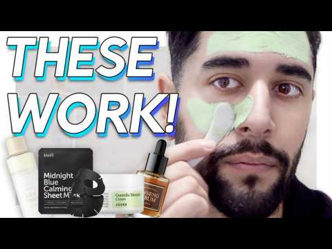 CHEAP & AMAZING KOREAN SKINCARE - Black Friday Korean Skincare Haul  James Welsh