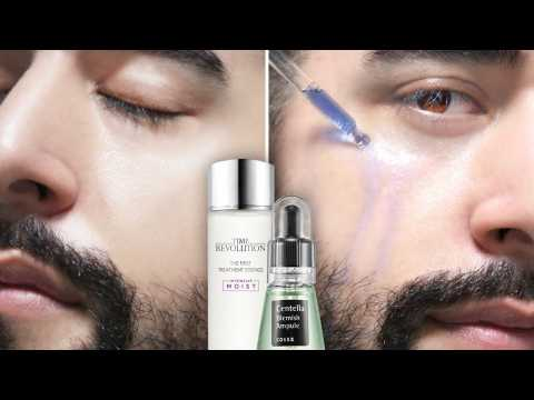 Essences & Serums - SKINCARE 101 . How, Why, When to use. Serum Tutorial   James Welsh