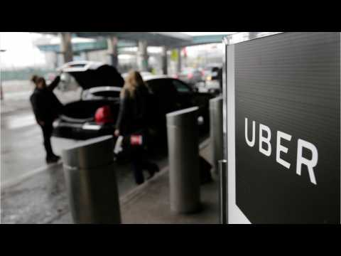 Uber CEO Says Furloughed Government Workers Are Driving For Uber
