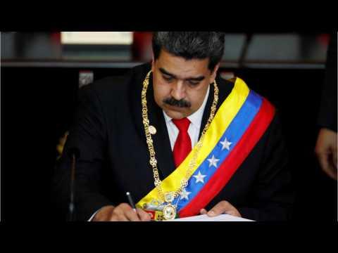 Venezuelan President Maduro Says He's breaking Diplomatic Relations With U.S.
