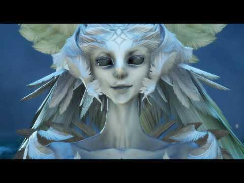 Final Fantasy 15 x Final Fantasy 14: Garuda Boss Fight