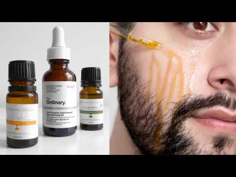 Oils For All Skin Types - Oils For Oily, Acne Prone, Dry, Dehydrated & Normal Skin  James Welsh