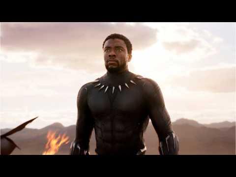 Chadwick Boseman Thanks The Academy