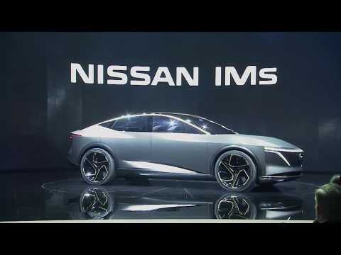 Nissan IMs Concept World Premiere - Nissan Press Conference Highlights