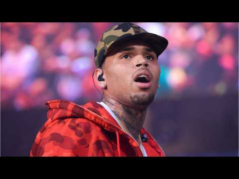 Chris Brown Arrested In Paris For Rape