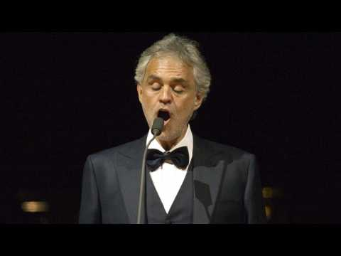 Andrea Bocelli To Tour South Africa In 2019