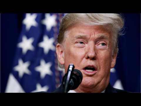 Trump Forgoes Trip Ahead Of Potential Shutdown