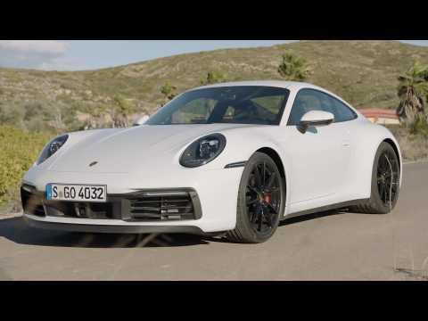 Porsche 911 Carrera S Design in Carrara White Metallic