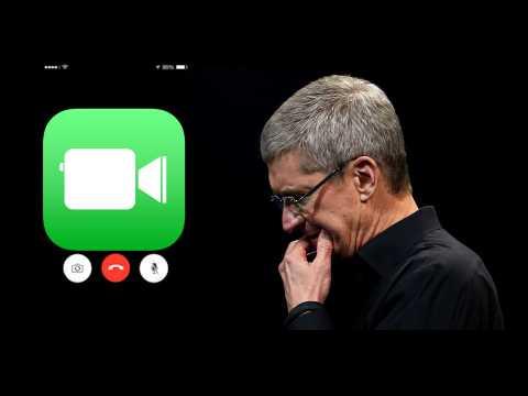Le bug FaceTime qui dérange Apple DQJMM (1/2)