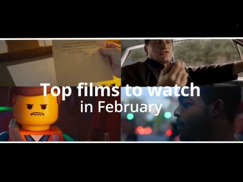 Top films to watch in February