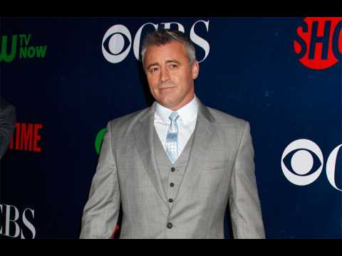Matt LeBlanc had  $11 before Friends role