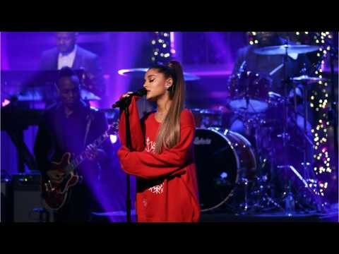 Trending: Ariana Grande's Japanese tattoo is misspelled, Liam Payne and Naomi Campbell go on 'date', and Ashton Kutcher hands out phone number to fans