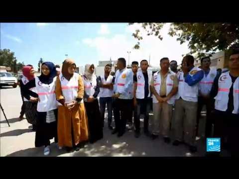 Thousands attend funeral of volunteer medic shot in Gaza