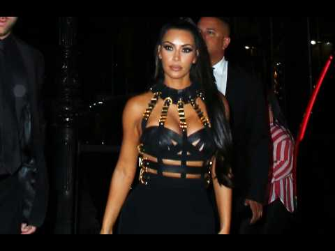 Kim Kardashian on Kanye West singing about their marriage