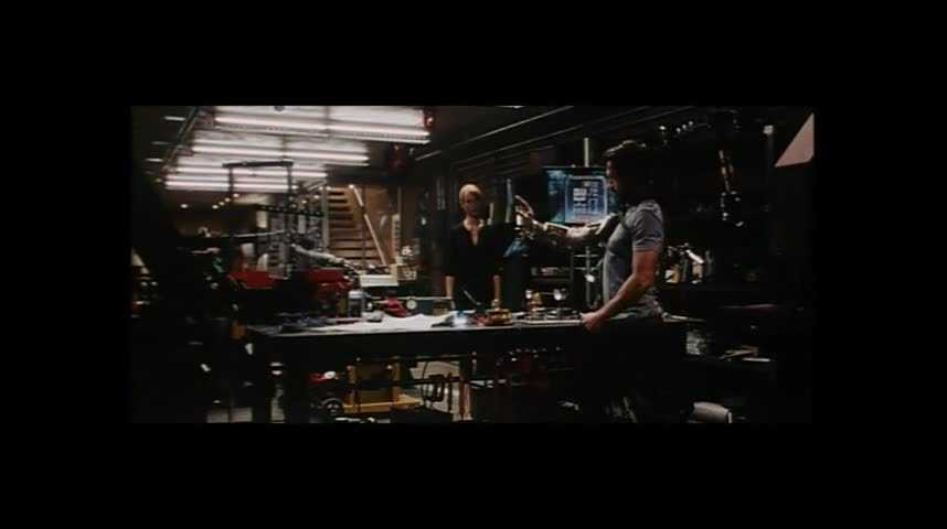 Iron Man - Extrait 23 - VO - (2008)