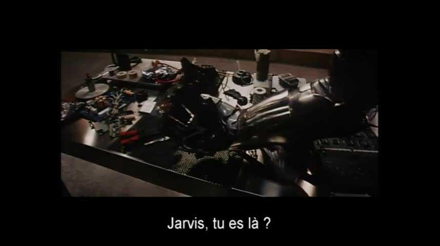 Iron Man - Extrait 34 - VO - (2008)