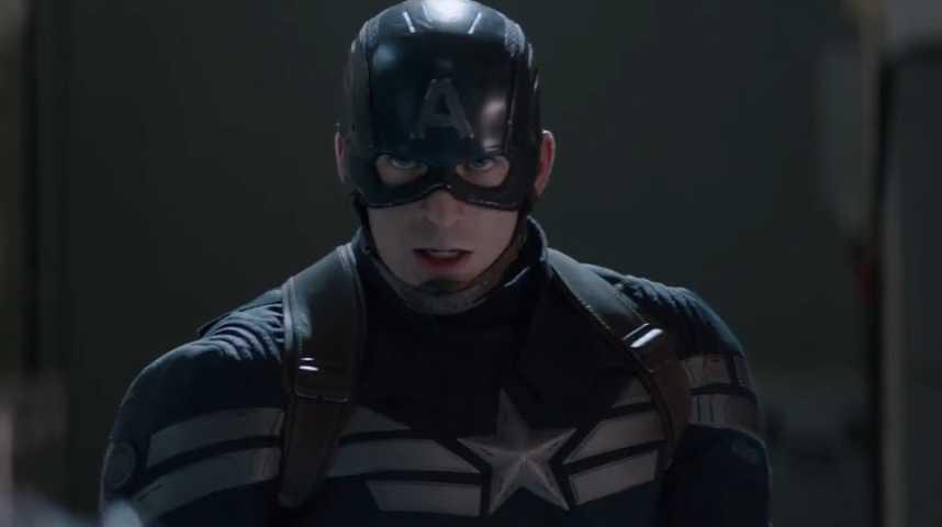 Captain America, le soldat de l'hiver - Extrait 46 - VO - (2014)