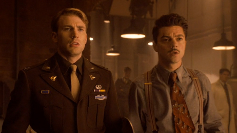 Captain America : First Avenger - Extrait 9 - VO - (2011)