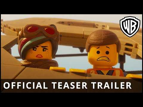 THE LEGO  MOVIE 2 - Official Teaser Trailer - Warner Bros. UK