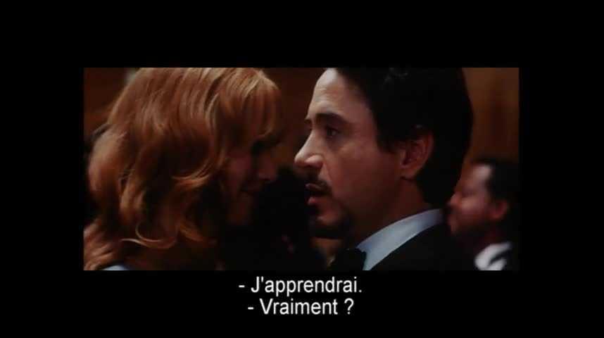 Iron Man - Extrait 30 - VO - (2008)