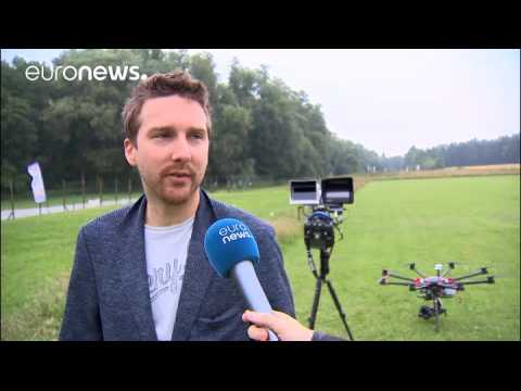 Flying high? EU to vote on new drone rules