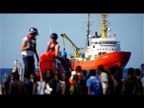 Hundreds Of People Are Stuck On A Migrant Rescue Boat After Italy Shut Its Ports