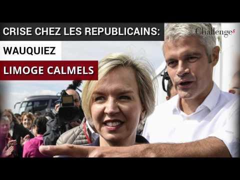 Crise chez Les Républicains: Wauquiez limoge Calmels