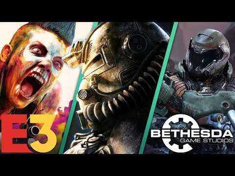 BETHESDA E3 2018 | NEW Fallout 76 Details! Starfield & Elder Scrolls 6 REVEALED!