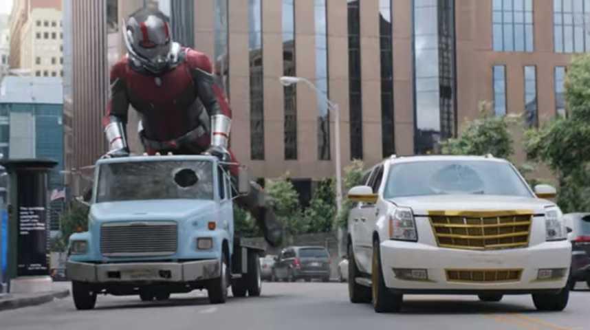 Ant-Man et la Guêpe - Bande annonce 2 - VF - (2018)