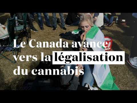 Le Canada, 1er pays du G7 en passe de légaliser le cannabis