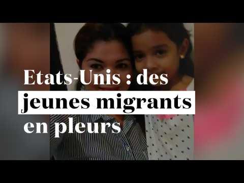 Un enregistrement révèle les sanglots des enfants séparés de leurs parents à la frontière américaine