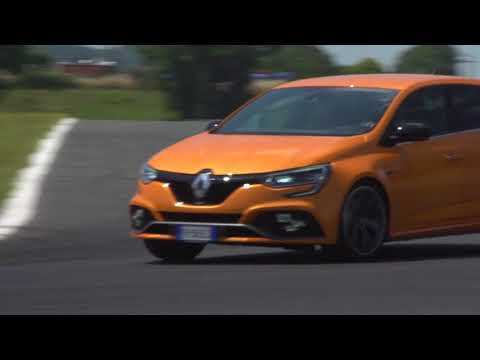 The new Renault Megane R.S. Driving Video