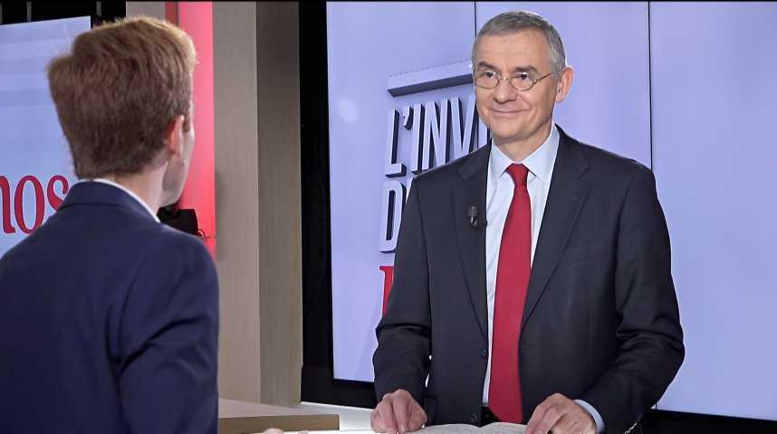 Illustration pour la vidéo Thierry Mallet : « Transdev va se positionner sur les TER et les Transiliens » pour concurrencer la SNCF