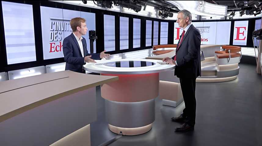 Illustration pour la vidéo A Rouen, « Transdev va faire rouler des véhicules autonomes en conditions réelles », déclare le PDG Thierry Mallet