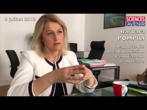 Barbara Pompili réagit aux réactions contre le rapport d'enquête sur le nucléaire