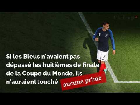 Mondial : Combien les joueurs de l'équipe de France pourraient-ils gagner ?
