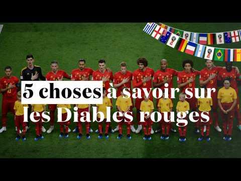 Les Diables rouges : 5 choses à savoir sur l'équipe belge