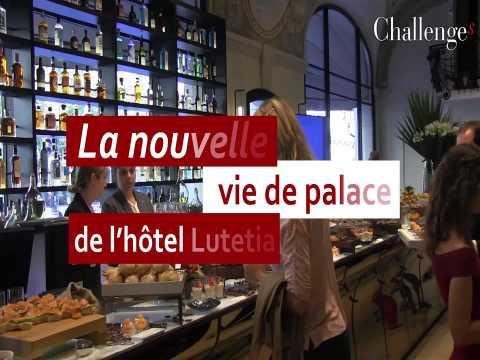 La nouvelle vie de palace de l'hôtel Lutetia à Paris