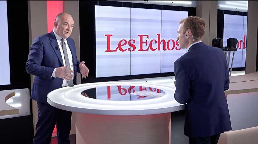Illustration pour la vidéo « Euronext a transformé sa plate-forme technologique », annonce Stéphane Boujnah