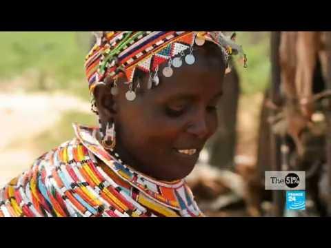 Kenyans create women-only village to escape domestic violence